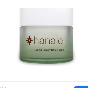 Hanalei Hawaiian Island Aloe Gel new and NIB